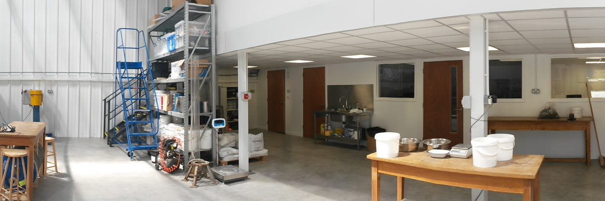 Grinding solutions laboratory