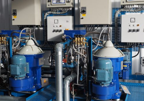 GSL Grinding Solutions Centrifuge - Alfa Laval