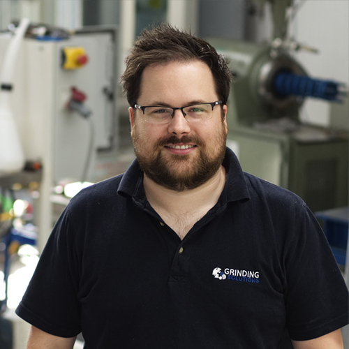 James Gaydon Grinding Solutions Profile