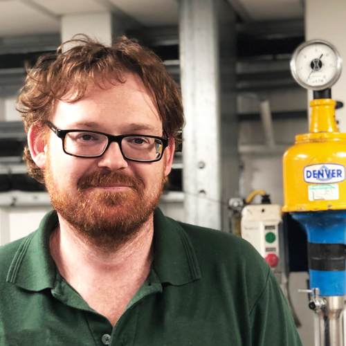 Phil Hingston Grinding Solutions Profile